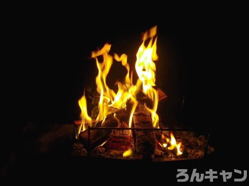 『TokyoCamp 焚き火台』で焚き火を楽しむ