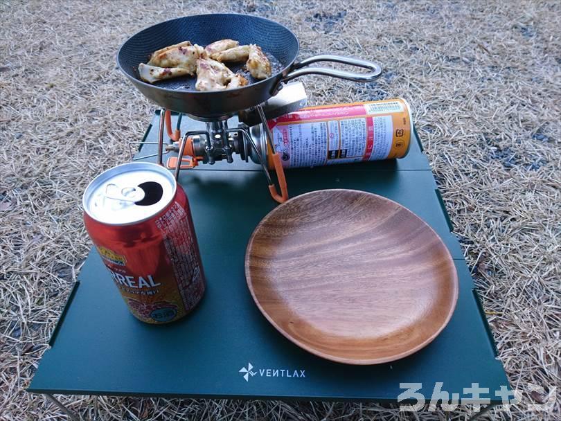 ニトリのラウンド食器はオシャレで写真映えする