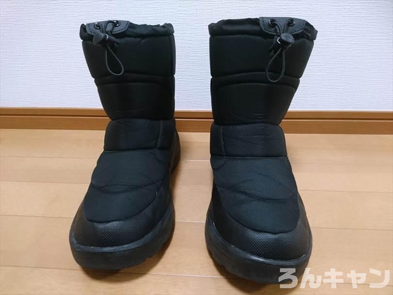 ワークマンの防寒ブーツ『ケベック』