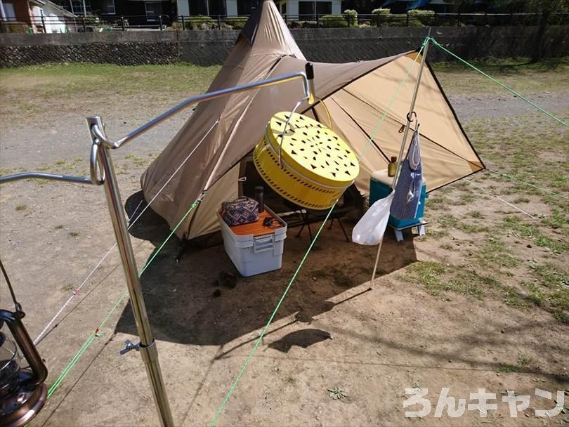 【冷たさキープ】夏キャンプの快適グッズ・必需品まとめ|扇風機や虫対策も忘れずに!