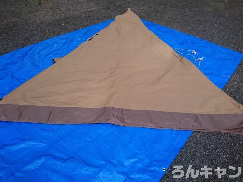 【最高】サーカスTC DX は簡単設営で快適キャンプが楽しめる|実際に使用した様子をご紹介