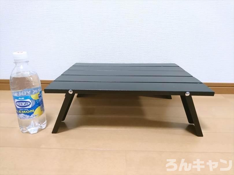 【2021】ワークマンのアルミテーブルはコスパ抜群|売り切れ前にゲットしよう