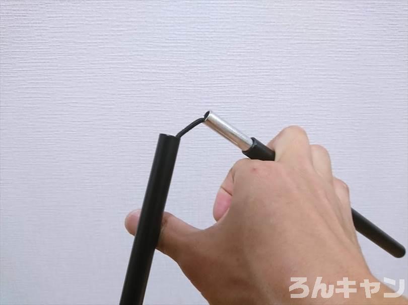 【2021】ワークマンのコンパクトローチェア(1,500円)の商品写真